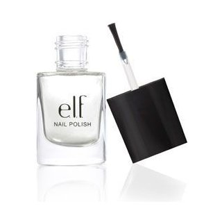 e.l.f. E.L.F. Matte Finisher Clear Nail Polish