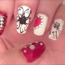 Kpoppin' Nails: G.Na - OOPS MV Nail Tutorial
