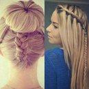 Cute hair 😍