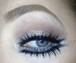Fun sparkly eye
