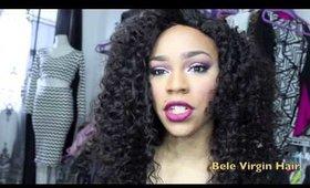 Bele Virgin Hair: Brazilian Deep Curly