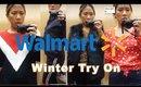 Walmart Winter 2020 Dressing Room Try On Haul