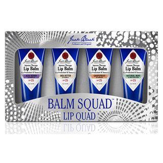Jack Black Balm Squad Lip Quad
