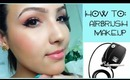 How to Achieve an Airbrushed Face + Giveaway