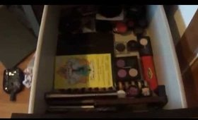 Make-Up Collection & Storage
