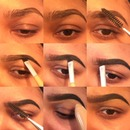 Eyebrow Pictorial