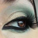 Haifa Wehbe inspired makeup look