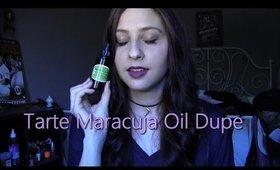 Tarte Maracuja Oil DUPE