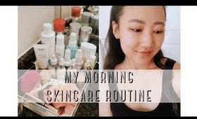 my morning skincare routine ● EverSoCozy