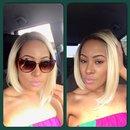 Blondie and Natural Glow