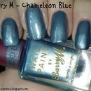 Barry M - Chameleon Blue