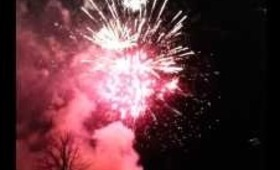 Now the Boy Scouts know how to do fireworks!