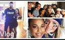 Tailgate Fun & Halloween Mini Vlog | Ashley Bond Beauty