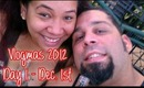 Vlogmas - December 1st, day 1... hubby's birthday