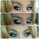My Eyes. Green Smokey <3