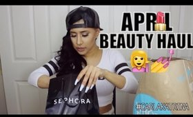APRIL BEAUTY HAUL | SEPHORA, LUSH AND WHOLE FOODS