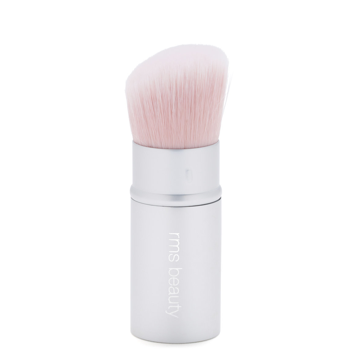 rms beauty Luminizing Powder Retractable Brush product smear.