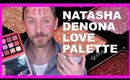 NATASHA DENONA LOVE PALETTE! SWATCHES AND THOUGHTS