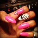nails tribal
