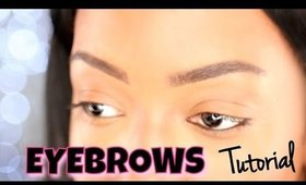 Comment avoir des sourcils PARFAITS ? | Eyebrows tutorial
