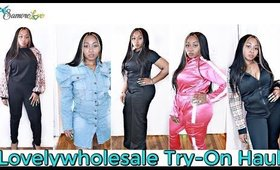 I SPENT $200 ON LOVELYWHOLESALE CLOTHES!!   TRY- ON HAUL☆SamoreloveTV🇲🇸🔥