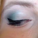 Wearable Blue Smokey Eye