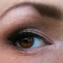 shimmering neutral eye