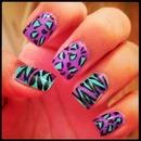 Animal Print Nails