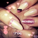 Pink & Nude Nails