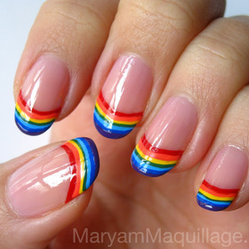 Maryam Maquillage NailArt