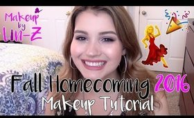 Fall Homecoming 2016: (Mostly!) Drugstore Makeup Tutorial!