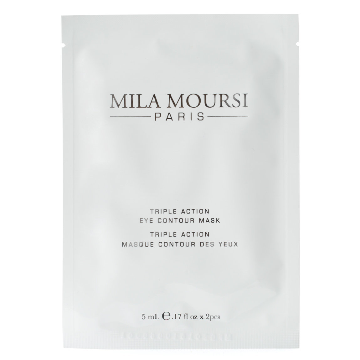 Mila Moursi Triple Action Eye Contour Mask product swatch.