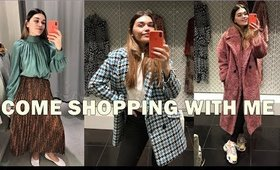 Come Shopping With Me H&M, River Island, Topshop