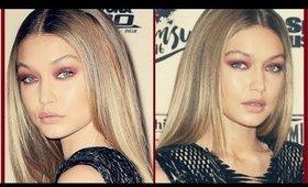 Gigi Hadid Cranberry Eyelook 2016