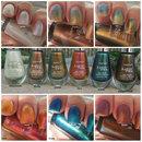 Sally Hansen Lustre Shine collection