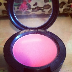 My new favorite pink blush :)