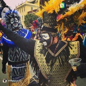 Carnival Mardi Gras New Orleans; Zulu Tramps 2016