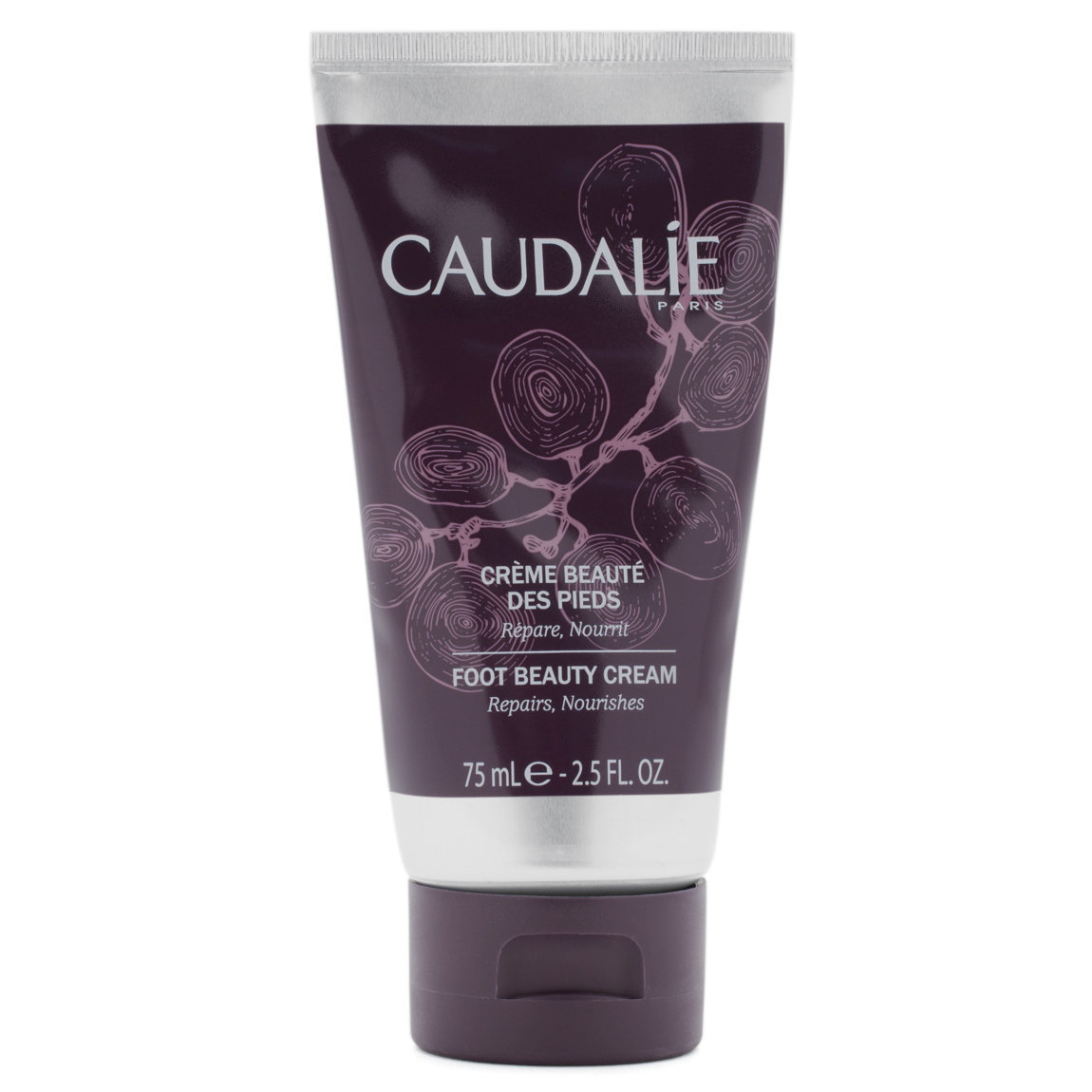 Caudalie Foot Beauty Cream alternative view 1 - product swatch.