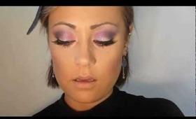 Blackberries, Merlot, & Champagne Kisses Makeup Tutorial