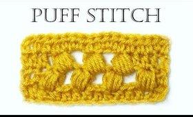 How to Crochet Puff Stitch