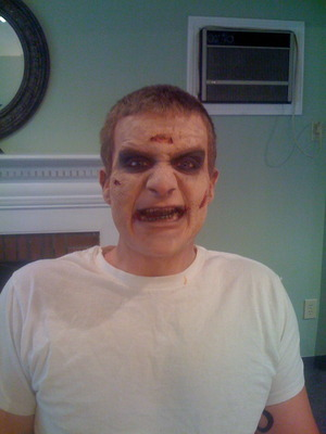 Special Effects - Zombie Makeup