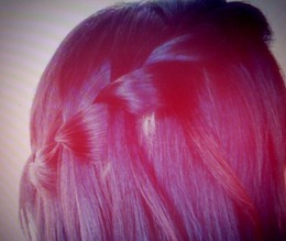 How To Do A Waterfall Braid/Cascade Braid