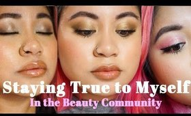 Staying True To Yourself in the Beauty Community | Victoria Briana