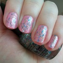 Pink Friday & Save Me Nail Polishes