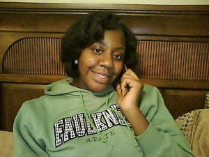One of my clients I did her a sew-in.....2cute