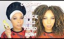 how to maintain your curly crochet braids! Long lasting protective style