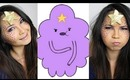 Halloween Adventure Time: Lumpy Space Princess Makeup Tutorial