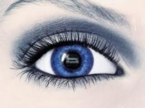 This is a Blue very special Eyes :) So Nice..