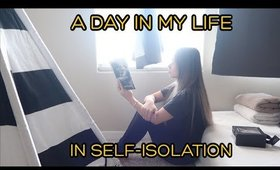 A Day In My Life In Self-Isolation | HAUSOFCOLOR
