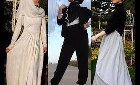 Fall 2013 Hijab Friendly LookBook :) Feat * Delicate Hijabi, Laylee Moda, Hijab-ista, Vela